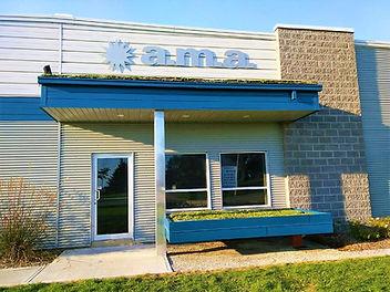A.M.A. Hydroponics Building