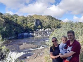 Canyons na divisa de Santa Catarina e Rio Grande do Sul