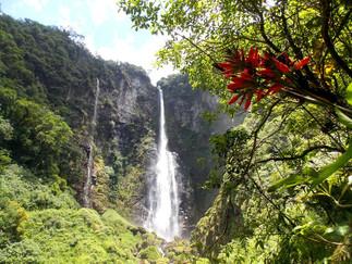 A famosa Rota da Cachoeira em Corupá