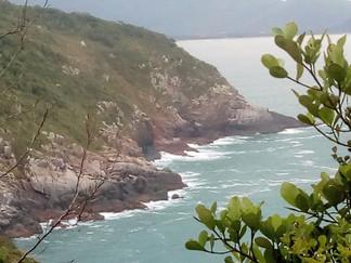 Trilha da Lagoinha do Leste em Florianópolis
