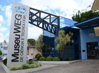 Jaraguá do Sul e o Museu WEG