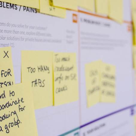 Agile project management in a large corporation