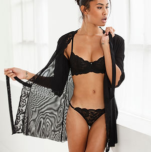 Fortuna Wrap Robe