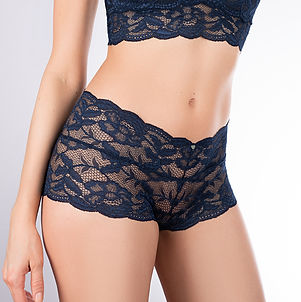 Fortuna Lace Boyshort