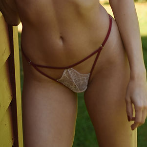 Selva Adjustable Thong