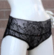 Selva lace high waisted brief