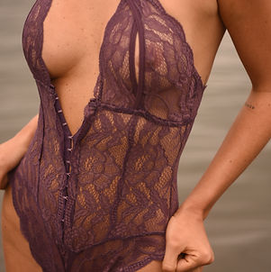 FORTUNA OUVER BODYSUIT
