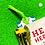 Thumbnail: Separador Gatito Verde