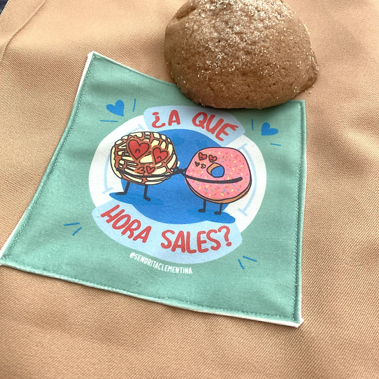 Bolsita para pan