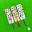 Thumbnail: Trio de separadores Garanchitas