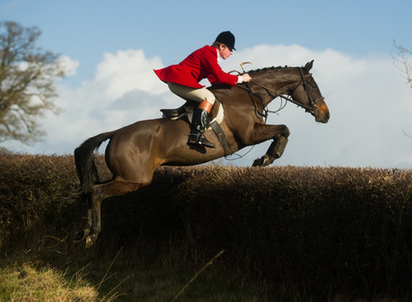 Hunting Clinic 17th October