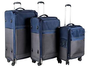 tjet japan light סט מזוודות יוקרתי