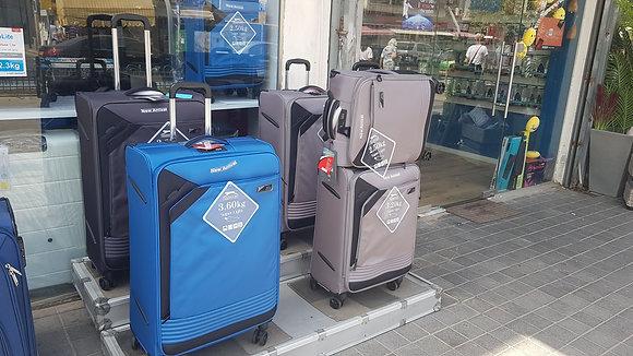 """מזוודה גדולה שלזינגר דגם """"מקאו״"""