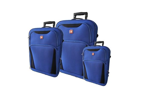 סט מזוודות קל משקל 28-24-20