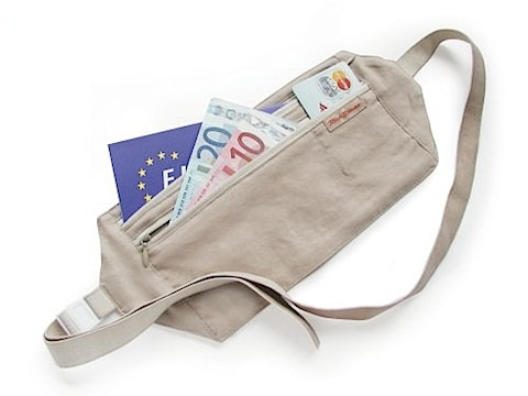 חגורת כסף למטייל