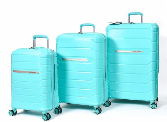 סט מזוודות פרו טורכיז