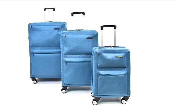 סט מזוודות שלזינגר 2019 במחיר מבצע