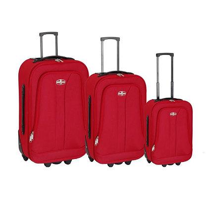 חיסול מלאי מזוודות 3 יחידות