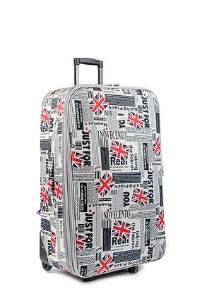 מזוודה משפחתית גדולה לונדון