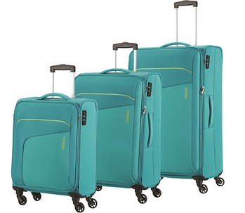 סט מזוודות american tourister by samsonite luggage set