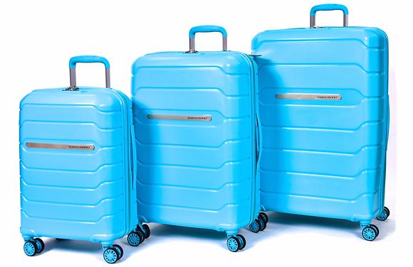 סט מזוודות פרו