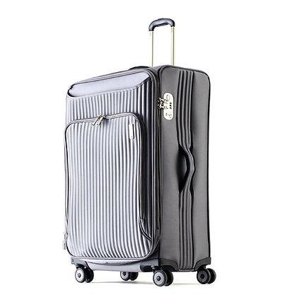 מזוודה בינונית it luggage lo-lite בצבע אפור