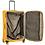 Thumbnail: big luggage 29 inch מזוודה גדולה וקלה 29 אינץ צהובה