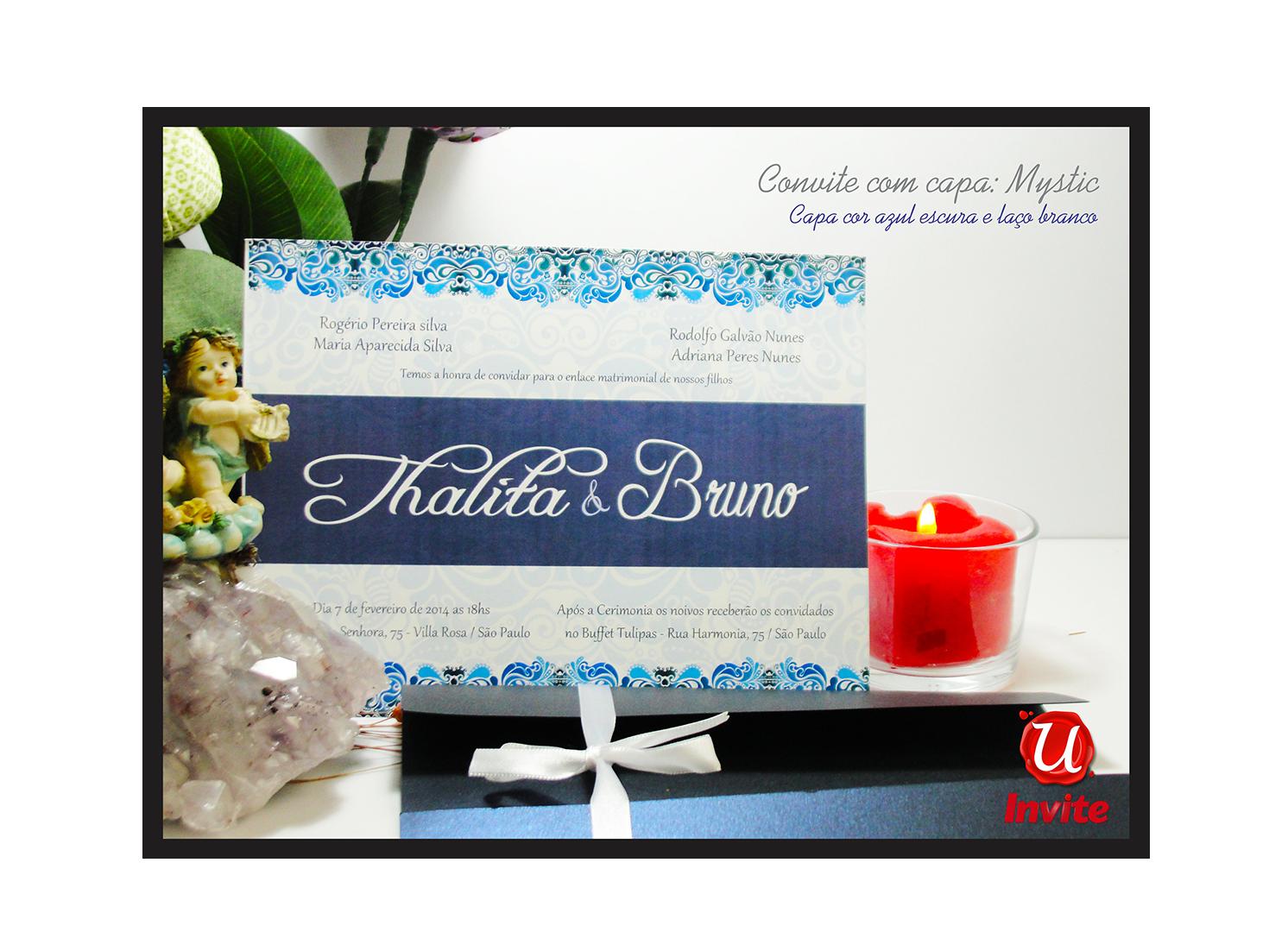 Produto - Convite Casamento Standard