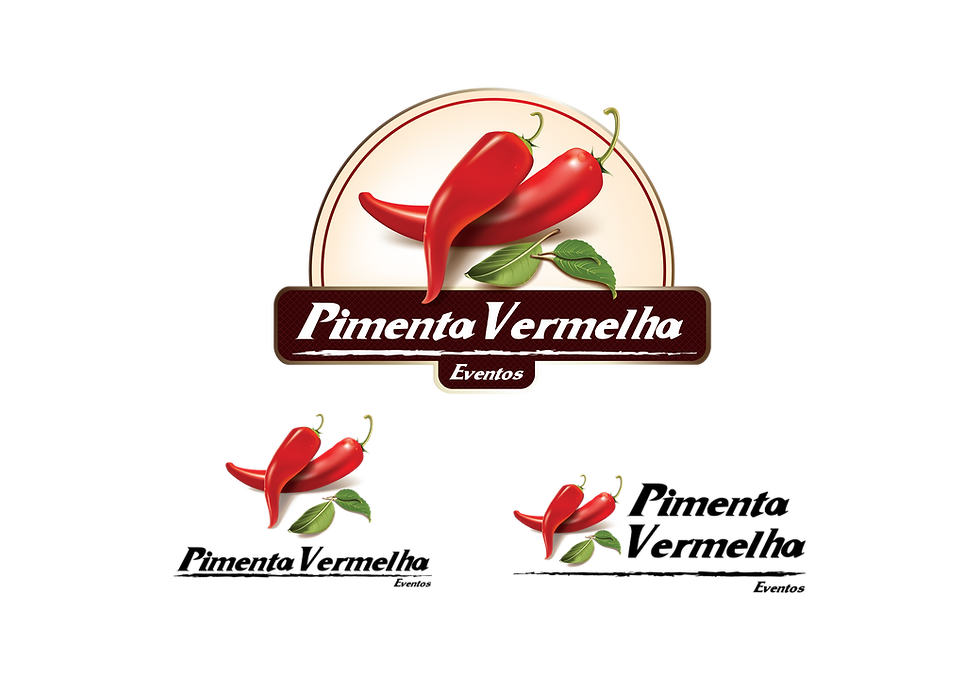 Logomarca Pimenta Vermelha Portifólio