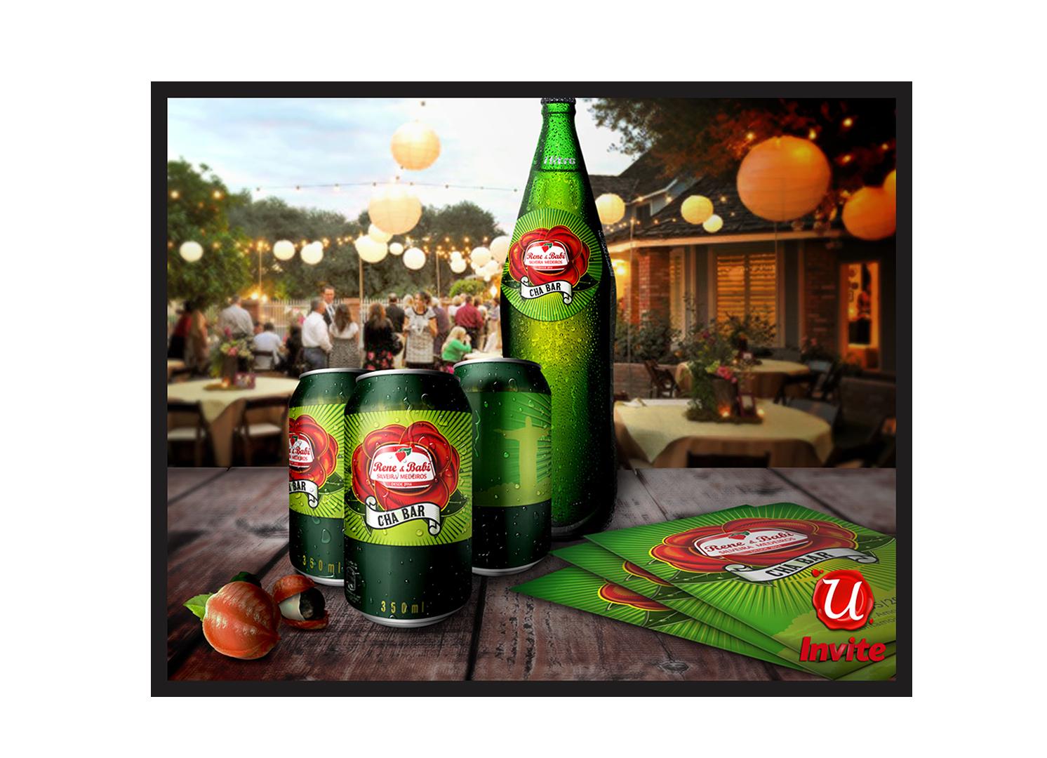 Produto - Linha Refri Chá Bar