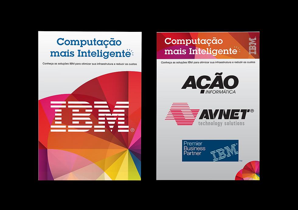 Banners Computação mais Inteligente IBM