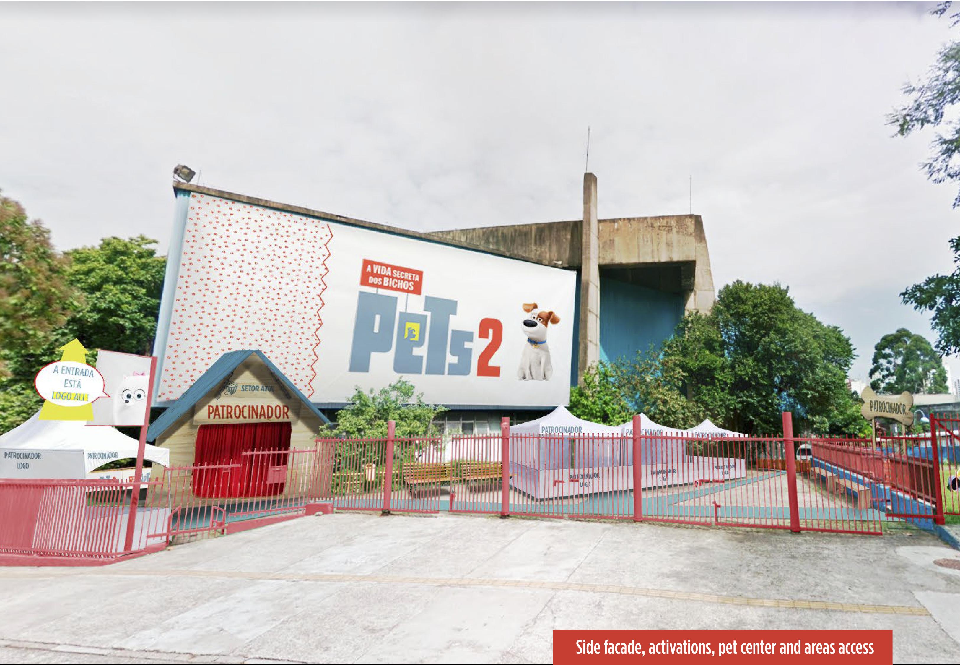 PETS 2 - Entrada 2 - Projeto Inicial