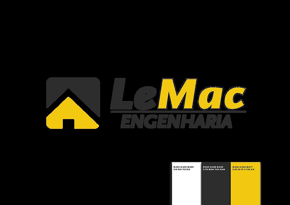 Logomarca LeMac Portifólio