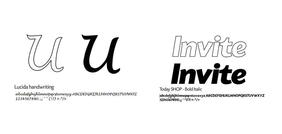 Logomarca Uinvite Portifólio