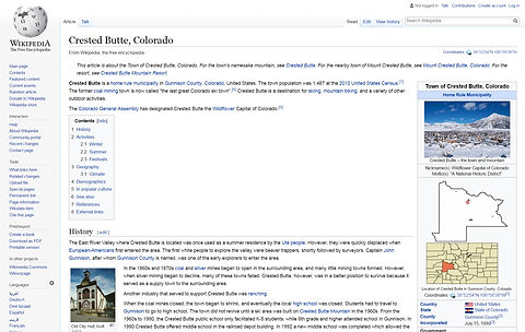 Crested Butte - Wikipedia