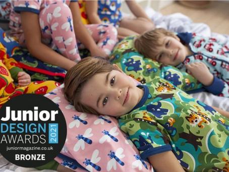 Junior Design Awards Winner 2021 | Best Children's Eco Fashion Collection