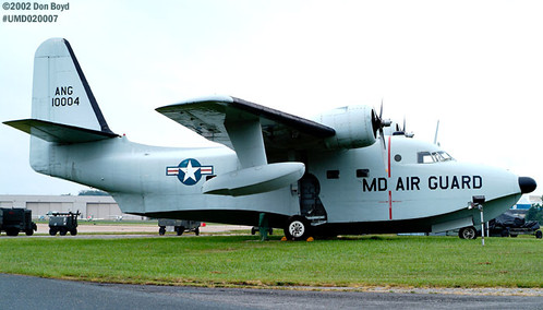 MD Air Guard Albatross SA-16