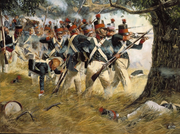 Maryland Militia, Battle of North Point, War of 1812