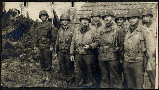 Leadership, 115th Regimental Combat Team, 29th Division, WWII