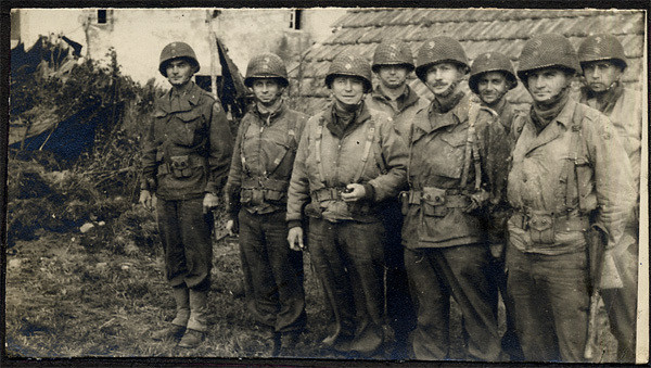 Leadership, 115th Regimental Combat Team, 29th Division, WWII
