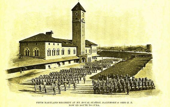 Fifth Regiment Spanish American War
