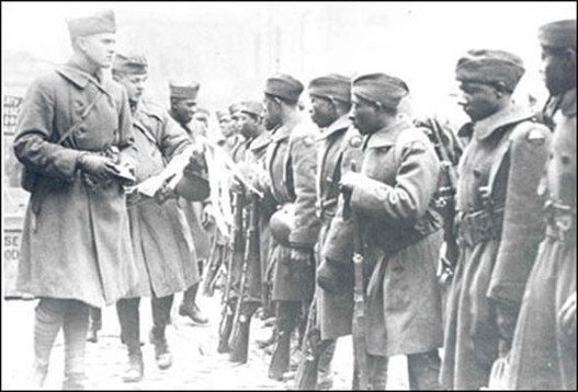372nd Infantry WWI