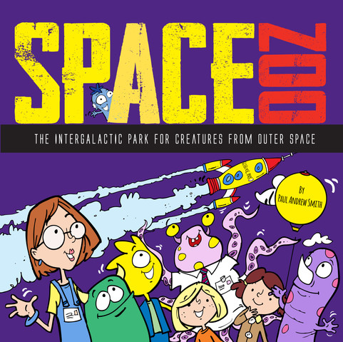 Space Zoo Book