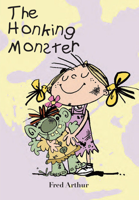 The Honking Monster Book Cover