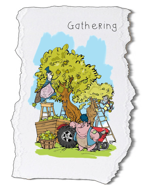3. The Gathering