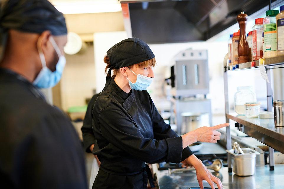 Les Ateliers du Midi, projet social et restaurant durable