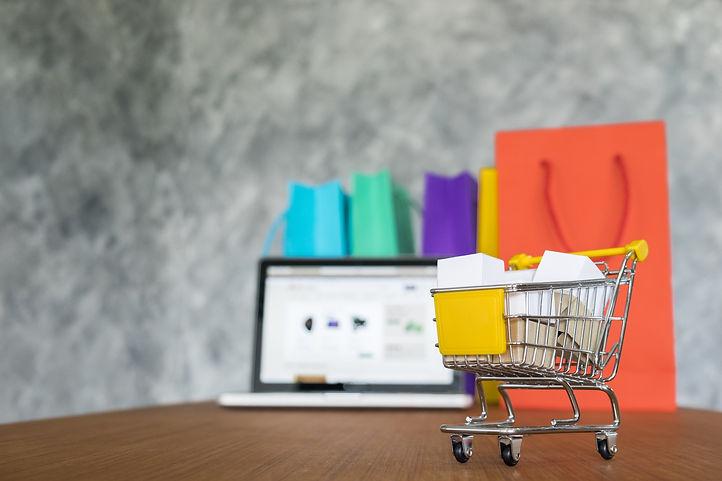Clickandshop création de e-commerce pour