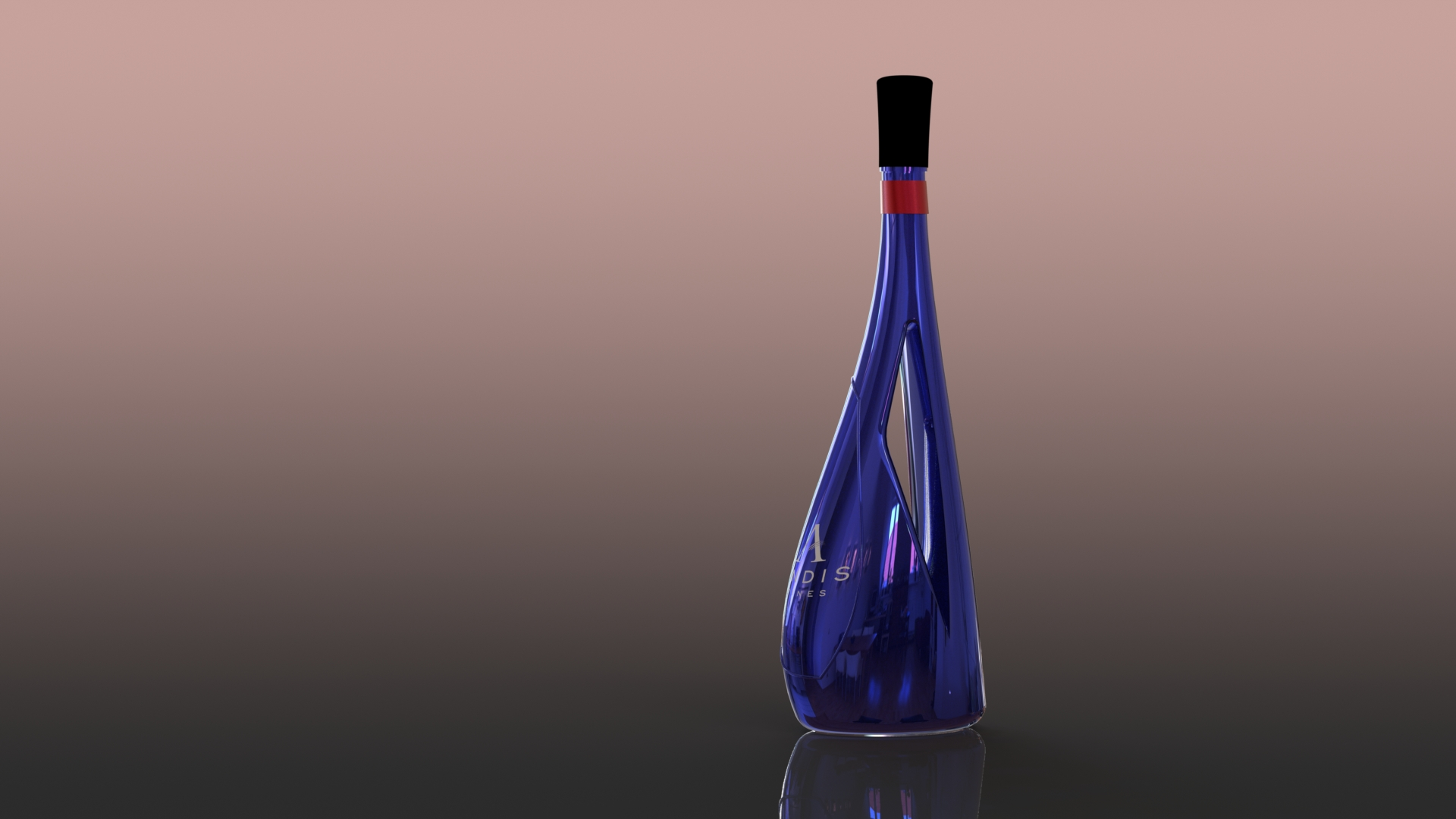 SolidWorks Bottle