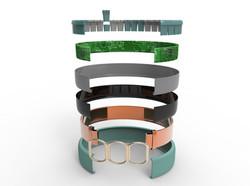 Modular Sensor Bracelet