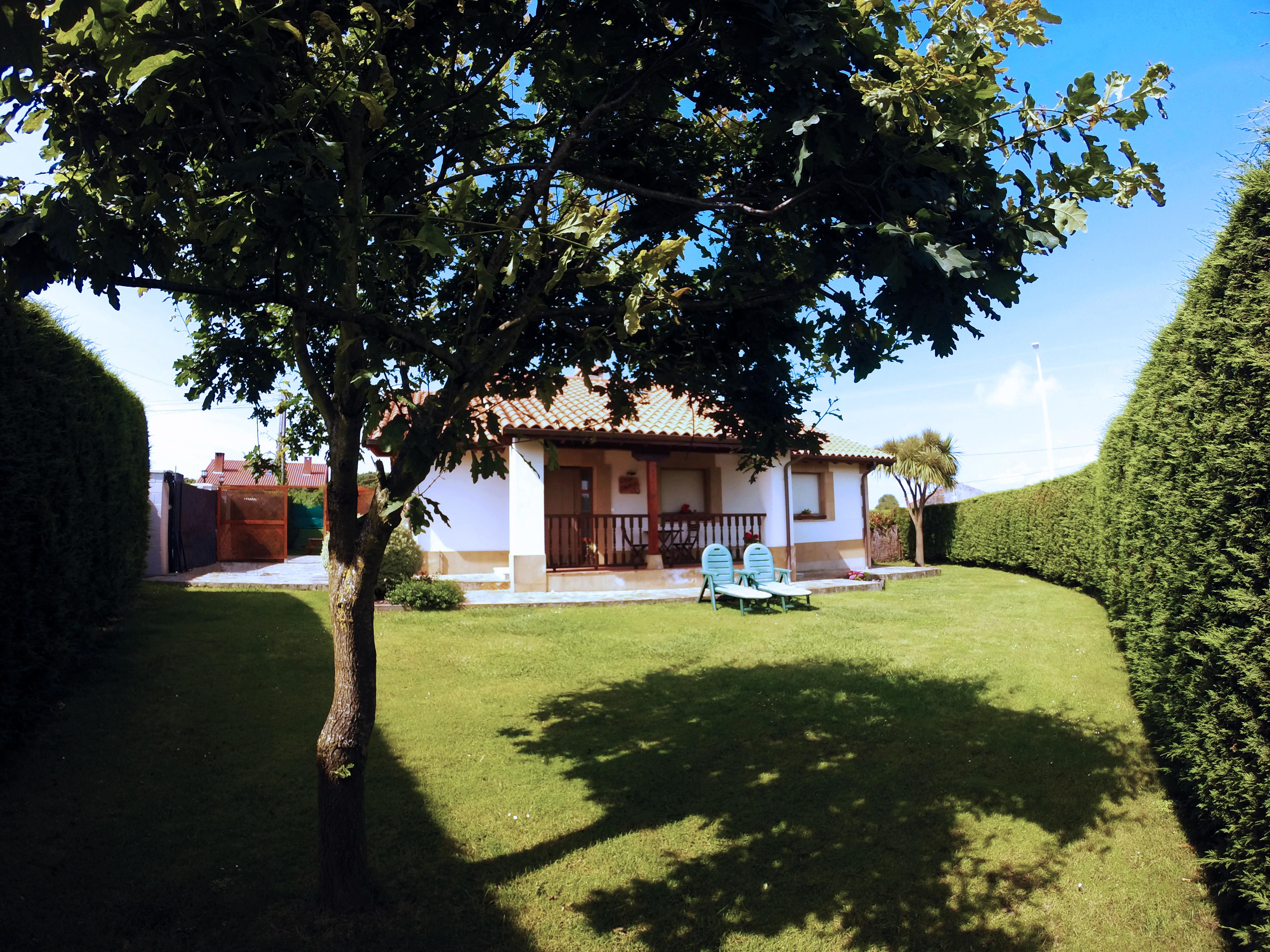 Tamaría 2 jardín